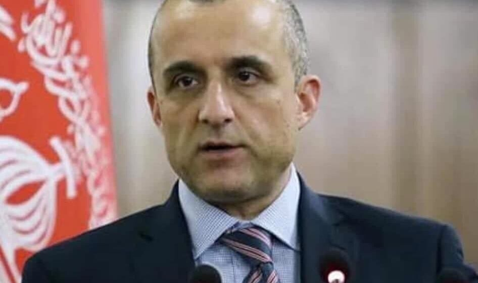 Saleh: Tactics Of Kabul University Attackers Similar To New Taliban Group
