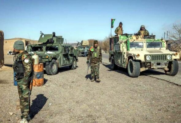 Afghan Forces Abandon Nearly 200 Checkpoints in Afghanistan: Report