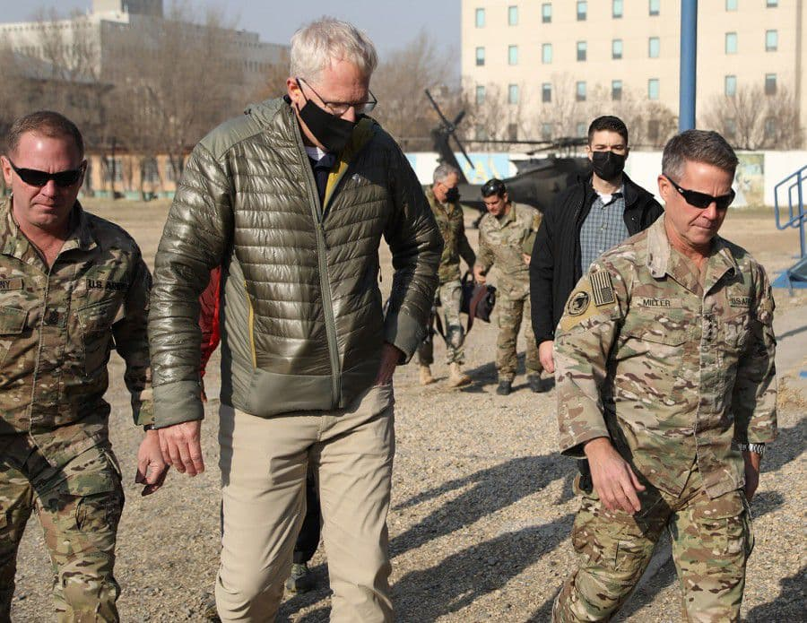 Last US Troops in Afghanistan Will Be Special Operations Forces: Miller