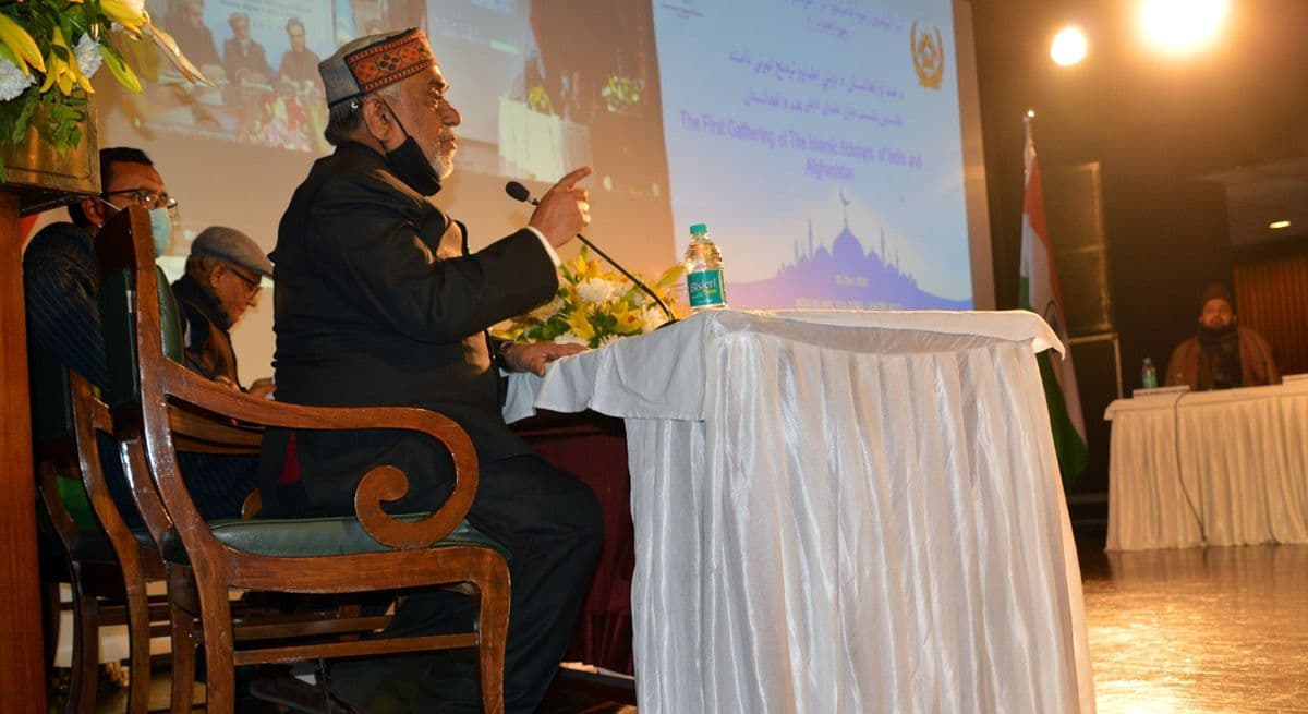Afghan & Indian Ulema Condemn War in Afghanistan & Call for Immediate Ceasefire