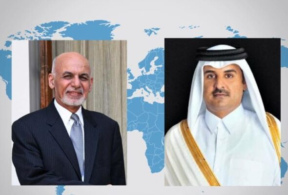 Qatar Tries to Broker Ceasefire Between Afghan Gov't-Taliban