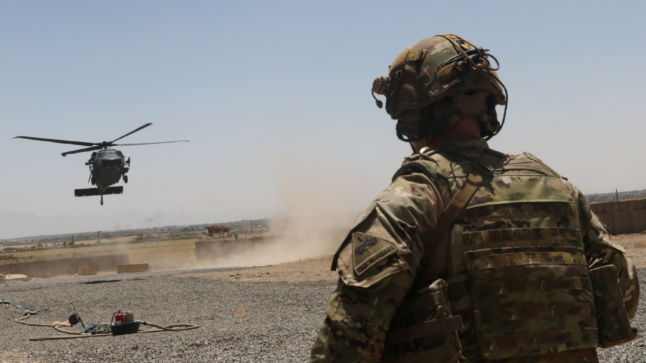 British, NATO Forces Must Not Leave Afghanistan Before Peace-Talks Conclude: UK Parliament