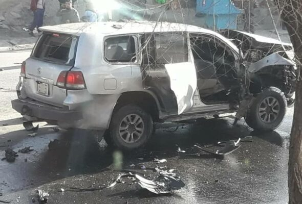 Four Explosions in Afghanistan Provinces; Three Policemen Killed