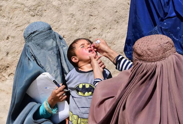 Supported Vaccinators Won't Stop Until They Eradicate Polio In Afghanistan: UNICEF