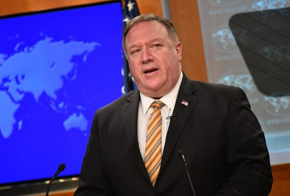 Pompeo Alleges Iran 'New Home Base' of Al Qaeda