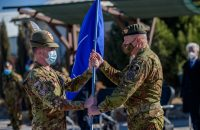 NATO Announces Change of Command in Italian-Led (TAAC-W) in Herat Province