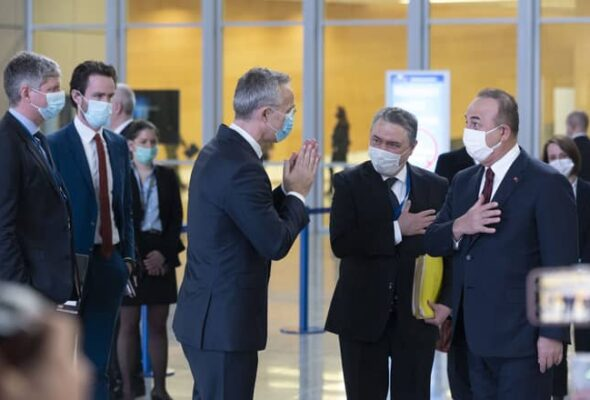 NATO Expressed Readiness to Further Adjust Presence in Afghanistan
