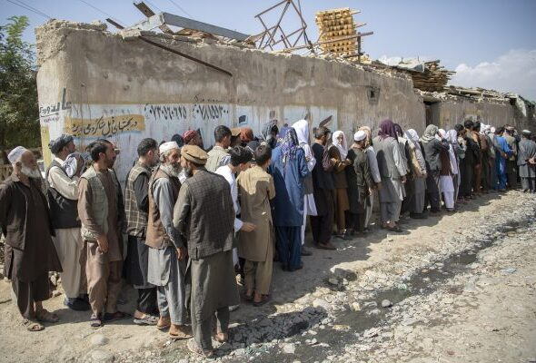 Revised Humanitarian Appeal Requests $1.3 Billion to Reach 15.7 Million Afghans