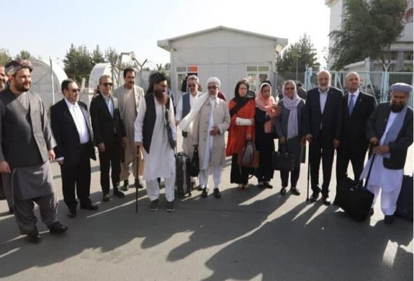 UNAMA Welcomes Afghan Peace Negotiators Return to Resume Peace Talks