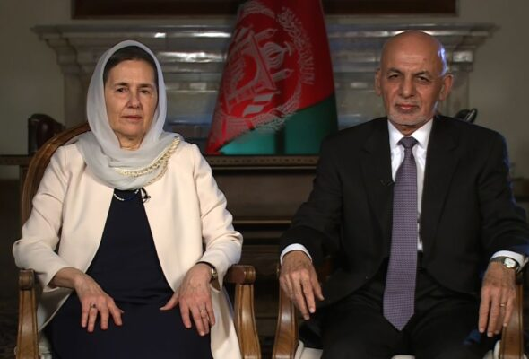 Ghani Stresses to Legally Hand Over Power to His Elected Successor