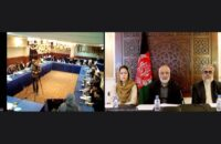 IRA Peace Negotiations Team Held Virtual Meeting with Afghan Civil Society Forum