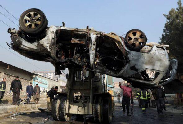 Taliban Attacks Increased in Kabul, Says SIGAR
