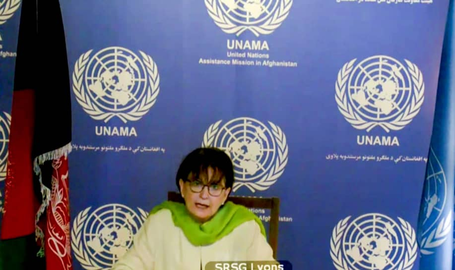 Killings, Suffering of Afghanistan's People 'Must End Now': UN Special Rep.