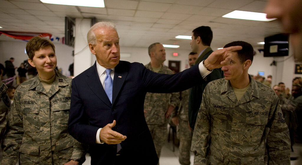Biden: Pulling Out US Troops From Afghanistan by 1 May Would Be 'Tough'