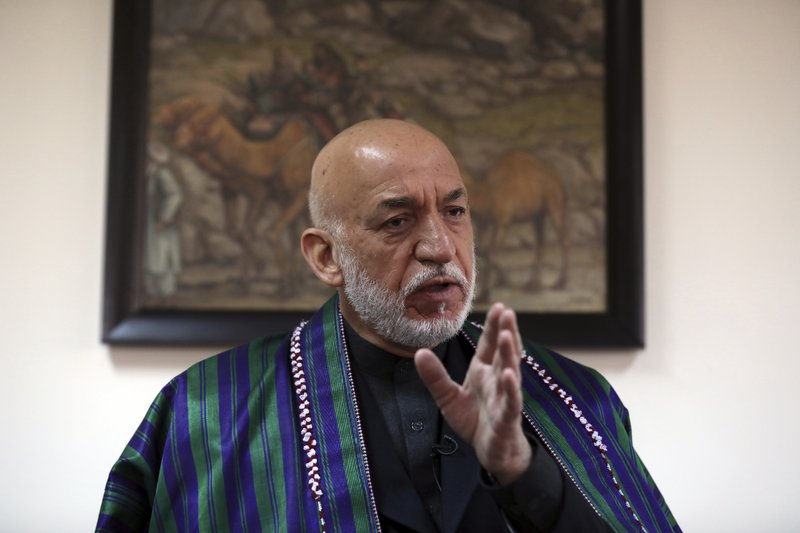 US Plan Best Chance for Afghan Peace Process: Karzai