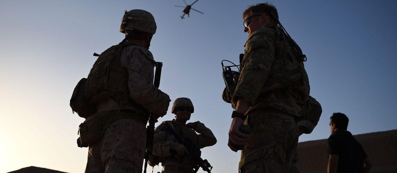 Biden Considering Keeping US Counter-Terrorism Troops in Afghanistan