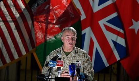 US Airstrikes To Support Afghan Forces To Continue: McKenzie