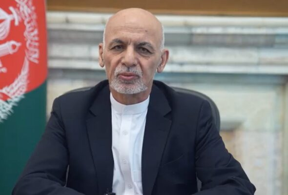 Will Not Allow Imposed War To Hurt People Any More: Ghani Tells Citizens
