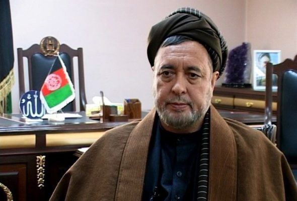 Mohaqiq Accuses Ghani of Firing those Who Didn't Side with Him