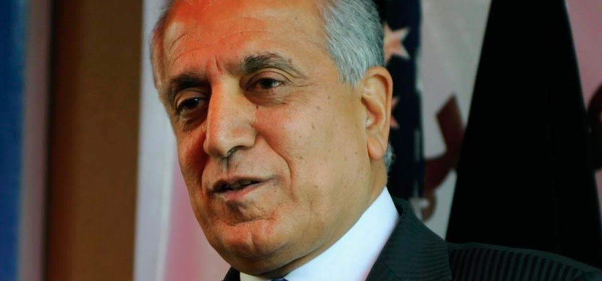 US Envoy Khalilzad Calls for Faster Progress in Talks With the Taliban in Qatar