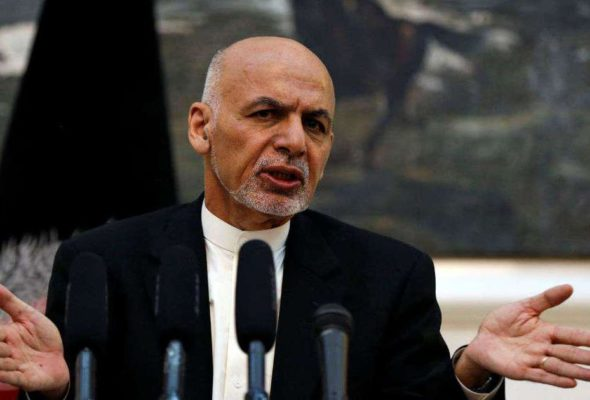 Time to provide insurance to journalists: President Ghani at a Meeting as He Launched Fund to Support Journalists