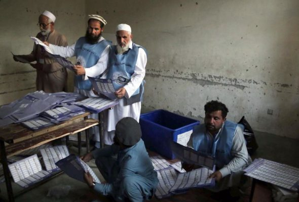 Counting of Votes to Begin Tomorrow: IEC
