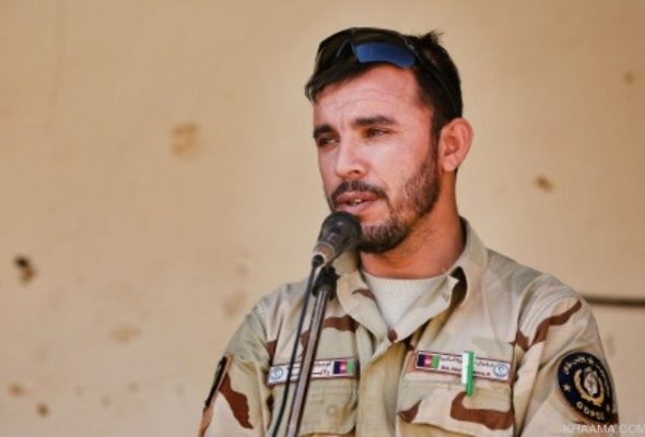 Kandahar after General Abdul Razeq