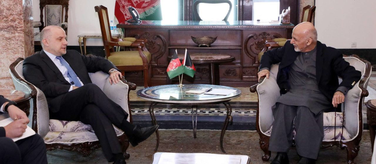 Estonia Partners with Afghanistan for Cyber Security