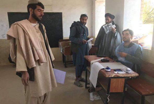 The Massive Turnout in Kandahar