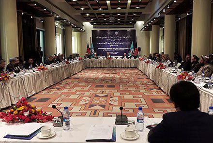 Political Parties Put Forward Demand for Inclusive Peace Process