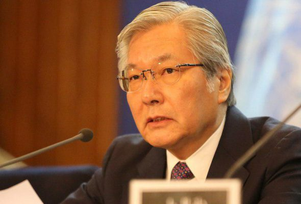 Afghan Observers are Guardians of Elections: Yamamoto