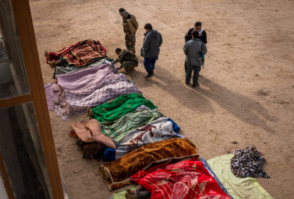 From Within: The Ground Realities of Jaghori, Malistan, and Uruzgan Khas
