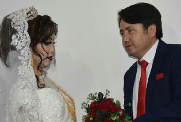 Fatima and Ayub's Memorable Marriage: How a Couple Donated their Wedding Savings for Displaced People