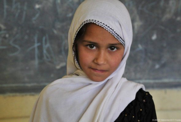 Ongoing Conflict Drastically Reduced Availability of Education: UNICEF Finding