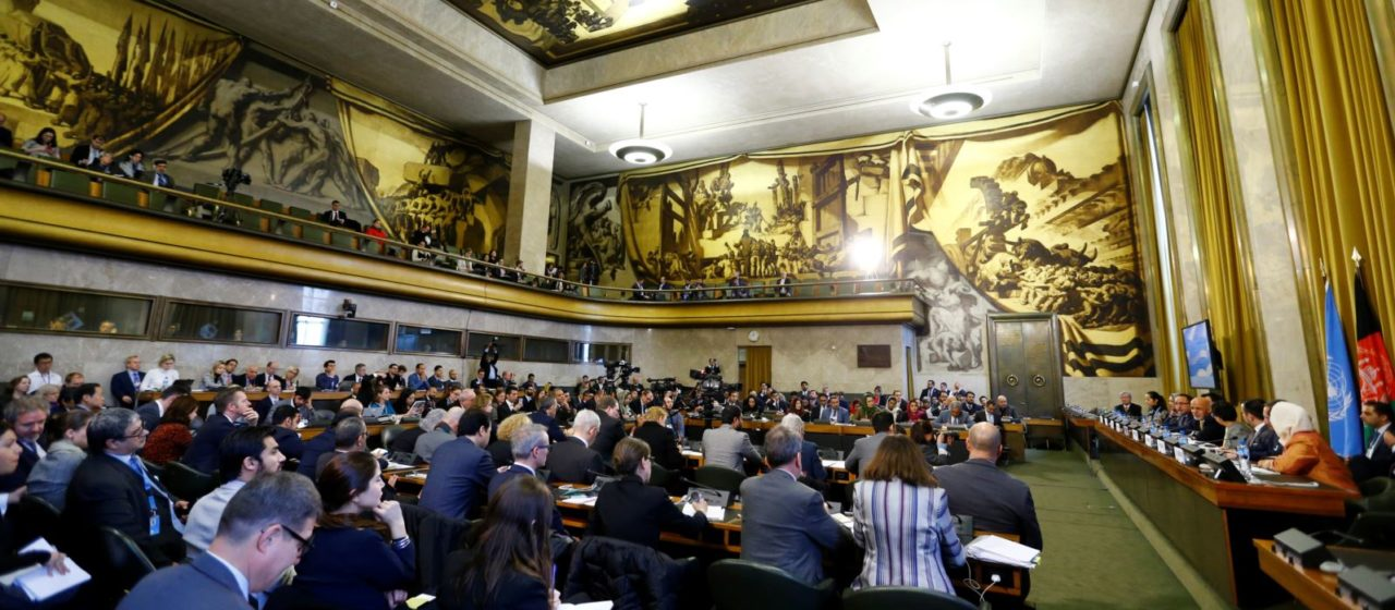 Day 1 of Geneva Conference: Agriculture, Women Empowerment, Trade and Industry were the Focus