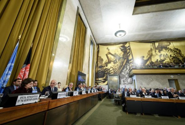 Reforms Galore in Afghanistan, But Key Takeaway in Geneva Says Afghanistan has a Long Way to Go