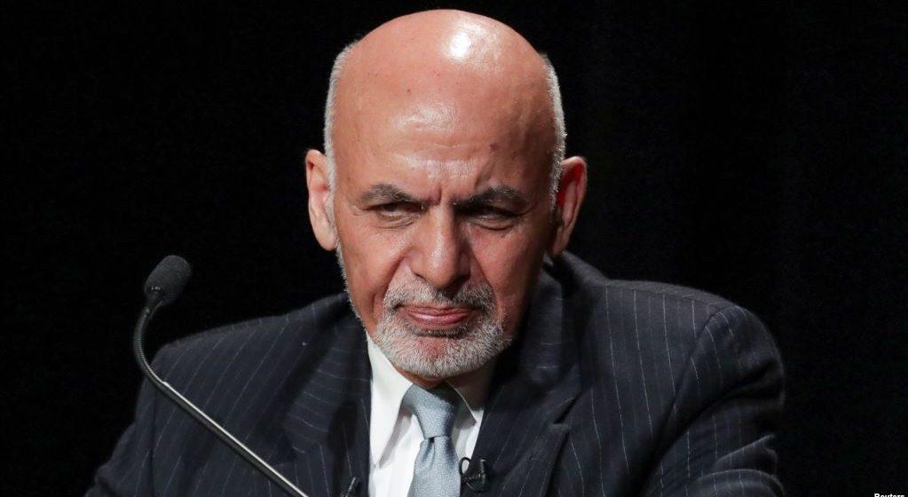 President Ghani Calls for International Help for Presidential Election