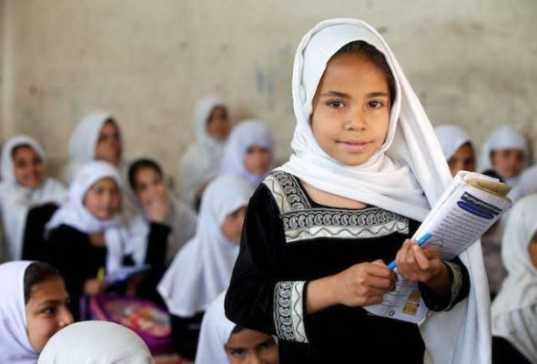 Figures Indicate Increase in Girl Students' Graduation Count in Kandahar
