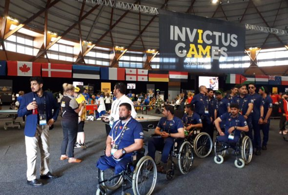 More Than Half of Afghan Delegation at Invictus Australia Games Fail to Depart for Home