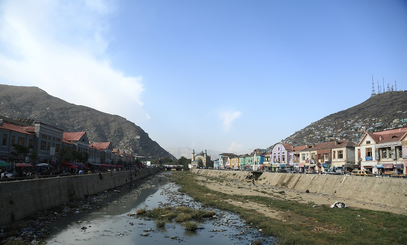 A River That Went from Riches to Rags: Kabul River