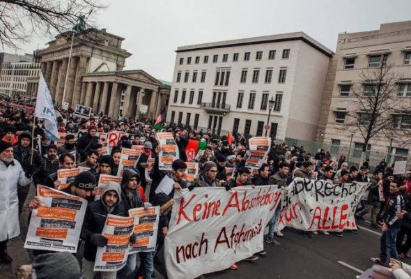 As New Afghan Asylum Seekers in Europe Drop in Number, Stricter EU Refugee Policies Come to Light