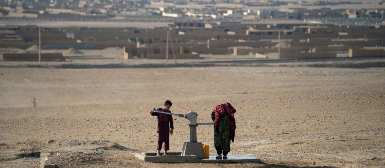 3.6 Million Drought-affected Afghans One Step Away from Famine: UN Official