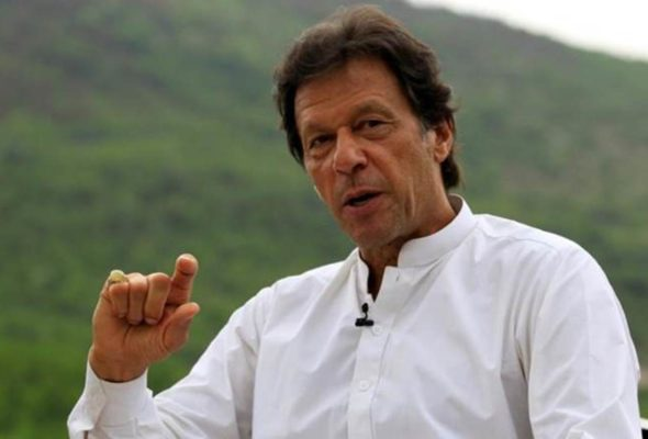 Afghan Taliban Comprises Those Who Cross Border to Reside in Camps Disguised as Refugees: Pak PM Imran Khan