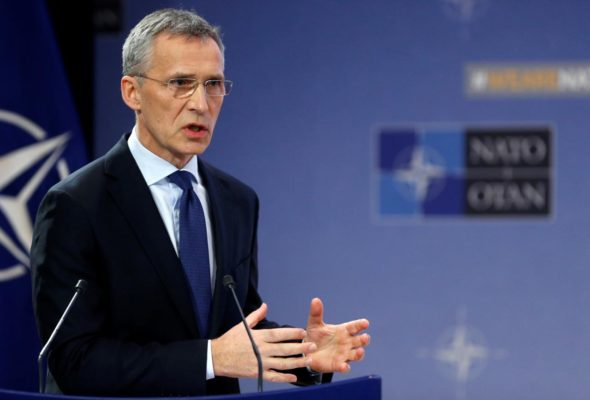 Leaving Afghanistan Would Cost Us More Than Staying: NATO Chief