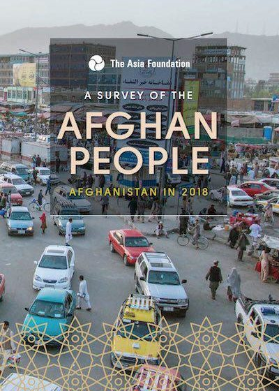Asia Foundation Survey: Afghans Show Faith in Democracy, But are Still Wary of Insecurity