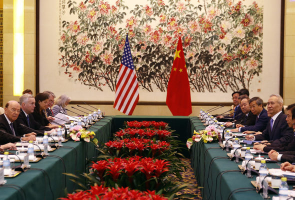 US and China Lay-off the Trade War, But Only Partially and Subject to an Ultimatum