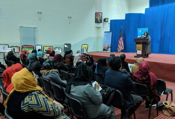 USAID & MoWA Launch Anti-Harassment Programme