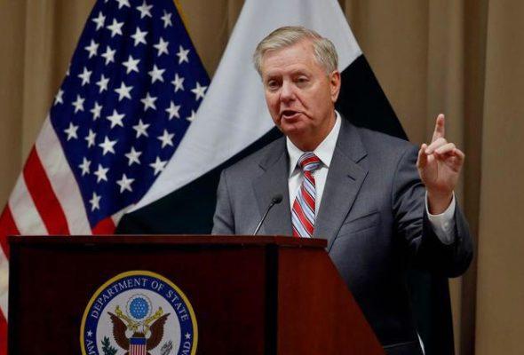 US senator Lindsey Graham urges Trump to meet with Afghan and Pak leaders