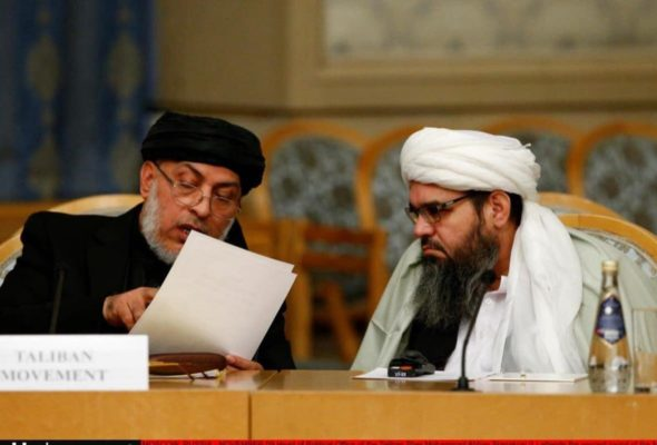 Afghan Politicians and Taliban Representatives Begin Talks in Moscow Despite Government Opposition