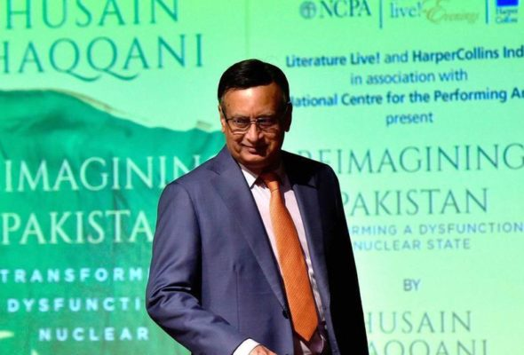 Former Pakistani Diplomat Raises Concerns Over His Country's Intentions in the Peace Process